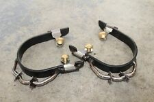 WESTERN ATTIRE- Ladies Western Bumper Spurs with Rowels! NEW HORSE TACK!!