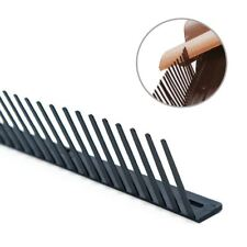5 x Bird Comb Roof Tile Gap Filler 1 Metre Roofing Fascia & Eave Bird Barrier