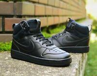 Baskets Nike Court Borough Mid 2 Boot GS Pump BQ5440-001 US 5,5Y UK 5 EU 38 24cm