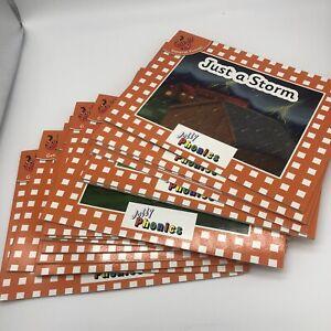 Jolly Phonics Orange Level Readers Sets 3-7