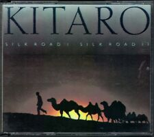 KITARO: SILK ROAD 1+2 Bell Tower Peace Heavenly Father Yellow River Time 2CD 喜多郎