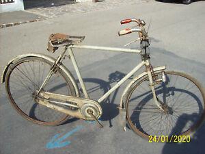 bicicletta uomo freni bacchetta wolsit anni 50 legnano