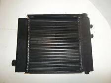 Aluminum Radiator cooler Air  Oil  coolant  Heat Exchanger 230 PSI max