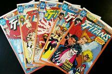 TEAM TITANS #1 (all 5 covers variant)  (1992 DC Comics) - FN Comic Book