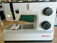 Necchi Q132A Sewing Machine, Semi Professional, 32 Stitches With Extension Table