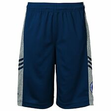 (Youth Boys) Adidas MLS Youth Kids Climalite Team Color Soccer Athletic Shorts