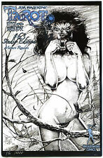 TAROT WITCH of the Black Rose #63, VF+, Limited Jim Balent, 2000,Holly, #12/1000