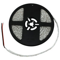 Ad alta intensita'16.4 ft 300 LED luce di striscia flessibile 3528 SMD bianco AB