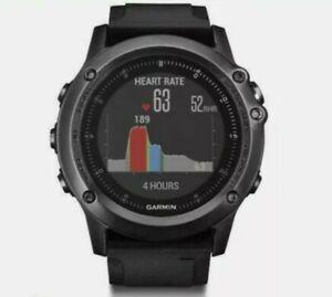 Garmin Fenix 3 GPS Multisport Running Watch GLONASS Black**