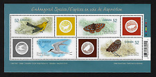 Canada Stamps — Souvenir Sheet — Endangered Species, Sky Creatures #2285 — MNH