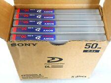 1x Sony PFD50DLA Dual Layer PreFormatted 50GB Rewritable Optical Disc XDCAM HD