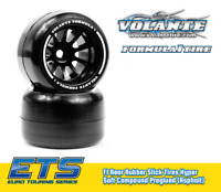 Volante F1 Rear Rubber Slick Tires Asphalt Hyper Super Soft Compound