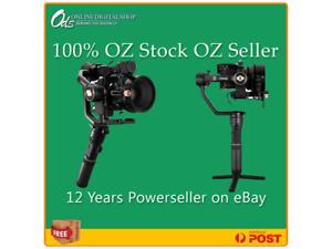 ZHIYUN-C020113INTB- Crane 2S COMBO 3-Axis Stabilizer- DSLR & Mirrorless Camera