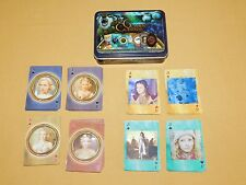 2007 THE GOLDEN COMPASS SPECIAL EDITION PLAYING CARD SET IN METAL BOX