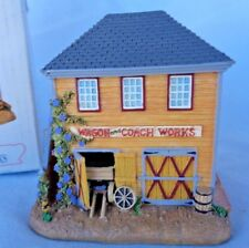 Liberty Falls Collection Coach & Wagon Works Ah231 Handcrafted 2001 Proof of Pur