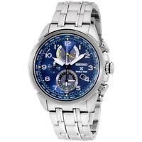 Seiko Prospex Solar Movement Blue Dial Men's Watch SSC507