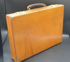 Vintage Executives Briefcase By Papworth