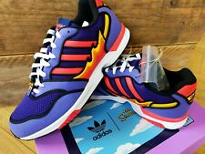 Adidas Zx 1000 Flaming Moes The Simpsons Brand New Size UK 10 Special Box