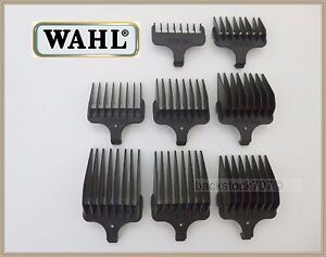 Wahl OEM Hair Cutting Guide Combs T Blade Trimmer Lithium Ion 9854L 9888L 9818L