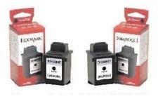 2 x Original LEXMARK 13400HC Jetprinter 1000 1020 1100 2030 3000 - 15M0640 Ink