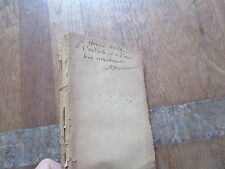 ALFRED MORTIER la queue du diable  ed radot 1927  + envoi a henri hertz