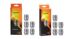 GENUINE SMOK BABY BEAST E CIG COILS / TFV8 Baby- M2   Q2 -UK STOCK FREE 1ST POST