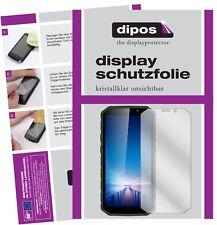 6x Guophone XP9800 Protector de Pantalla protectores transparente dipos