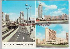 (111609) AK Berlin, Autotunnel am Alexanderplatz, Interhotel, Hans Beimler Straß