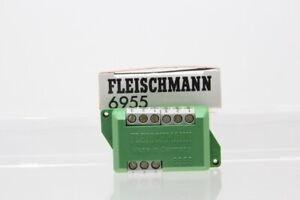 H0 Fleischmann 6955 Universal-Relais Schaltrelais +OVP..J50