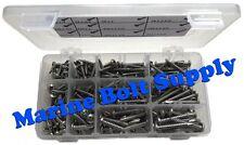 Stainless Steel Self Drilling Phillips Pan Tek Screw Assortment Kit