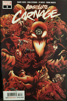 ABSOLUTE CARNAGE #3 MARVEL 1ST PRINT COVER A CATES SPIDER MAN / VENOM