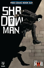 Free Comic Book Day 2018 - SHADOWMAN SPECIAL - UNSTAMPED FCBD Valiant