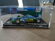Minichamps 1 43 M. Schumacher Benetton B194 2nd Japan GP 1994 N° 257/500 pcs