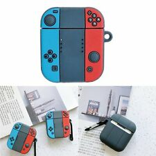 Bluetooth Earphone Silicone Cover Case Skin for Nintendo Switch Apple Airpods1/2
