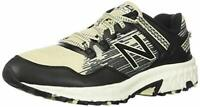 New Balance Mens 410v6 Fabric Low Top Lace Up Running, Black/Bone, Size 11.5 GWB