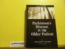 EU 287 PARKINSON S DISEASE IN THE OLDER PATIENT