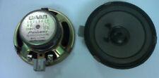 "SAAB 9-3 2x Loudspeaker Instrument Panel Shelf 03 - 10 12786606 12800757 4"""