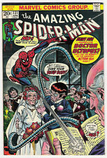 (1974) THE AMAZING SPIDER-MAN #131 DOCTOR OCTOPUS & AUNT MAY WEDDING! FINE / VF