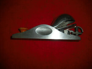 Stanley No. 18 type 2 Knuckle Joint Block Plane with box