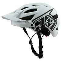 Troy Lee Designs 2020 A1 MTB Helmet Drone White/Black All Sizes