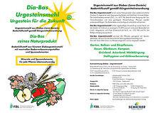 25kg Urgesteinsmehl Steinmehl Gesteinsmehl Natursteinmehl Universaldünger