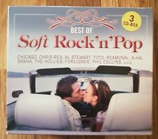 "Best of ""Soft Rock'n Pop"" CD ***TOP ZUSTAND*** -50% ***"