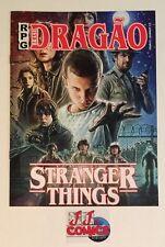 STRANGER THINGS MAGAZINE • LMTD LESS 150 • MILLIE BOBBY BROWN • NETFLIX DRAGOA
