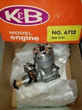 K&B Engine - VECO .19 RC engine - NIB
