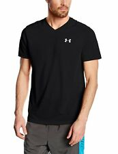 Under Armour Men's Threadborne Streaker V-Neck T-Shirt