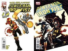 Power Man and Iron Fist #1-2 (2011) Marvel Comics - 2 Comics
