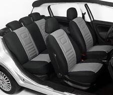 Sitzbezüge Schonbezüge LUX VW GOLF IV GRAU Golf 4 Grau