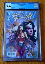 "WONDER WOMAN ""77 SPECIAL #1 - JIMENEZ VARIANT - CGC 9.6 - VERY RARE"
