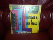 AND NOW BOOKER T. & THE MG'S NICE TAIWAN IMPORT FIRST RECORD LP BLACK VINYL