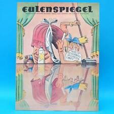Eulenspiegel 41/1986 | DDR-Wochenzeitung für Satire und Humor | Geburtstag C
